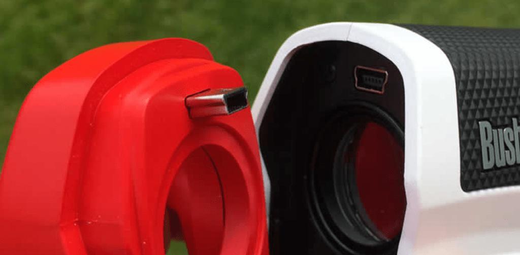 Bushnell Tour X Red Faceplate- Golfer Geeks