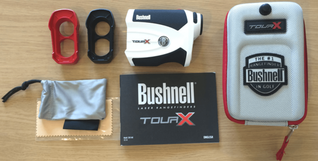 Bushnell Tour X Jolt Kit