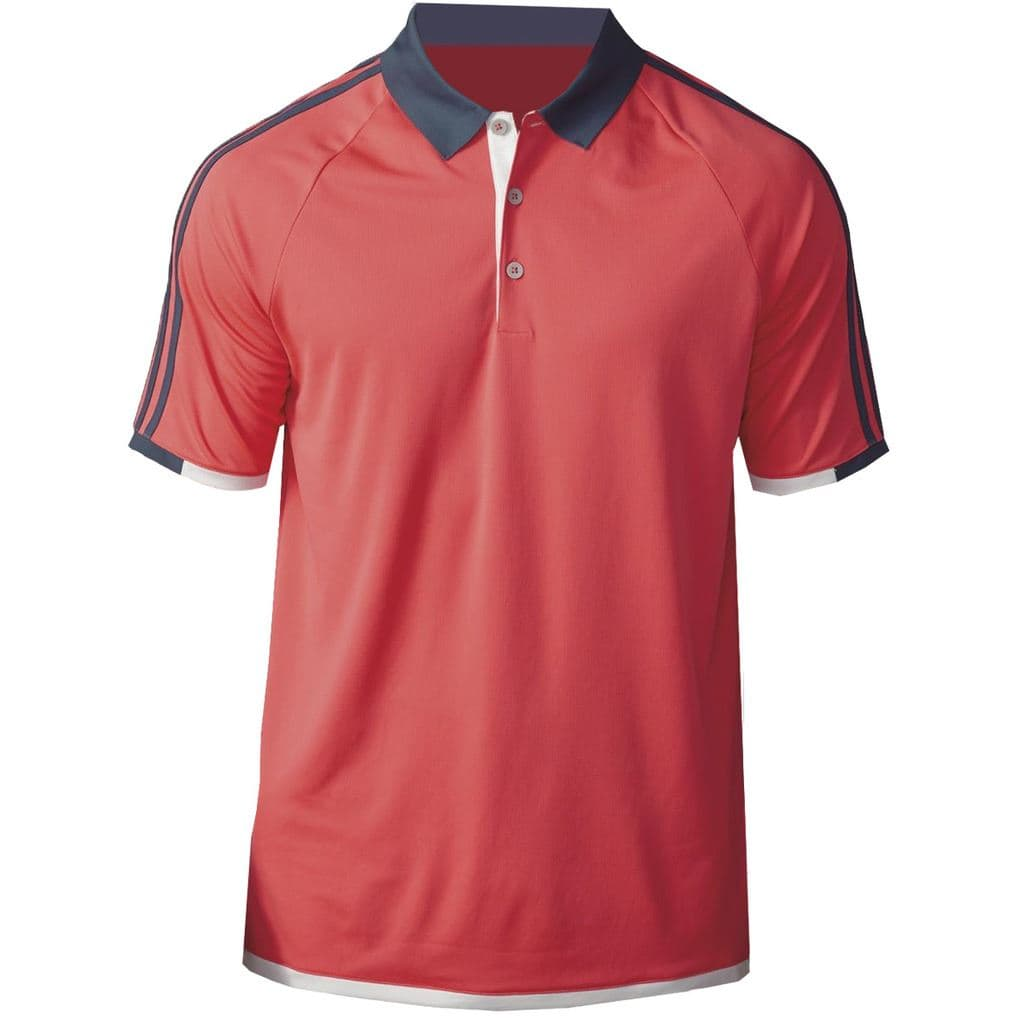 Climachill 3 Stripes Competition Polo