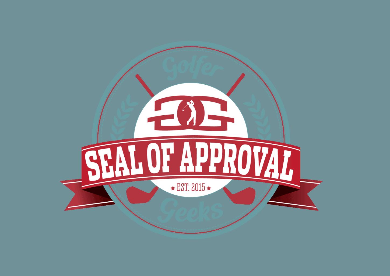 Golfer Geeks Seal Of Approval