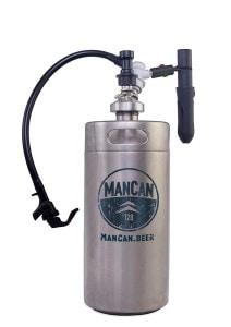mancan 128oz flex kit