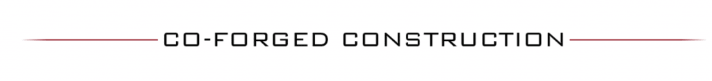 Hogan PTx Co-Forged Construcion