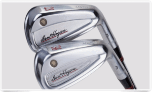 Two PTx clubheads
