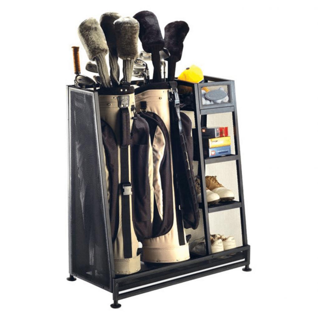 Suncast Golf Club Storage Rack
