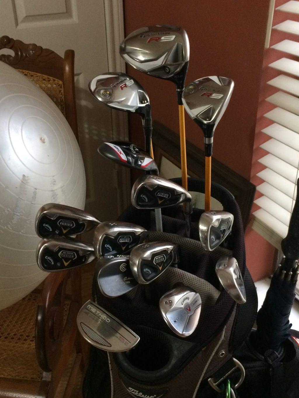My Golf Bag