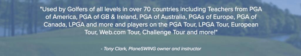 Who Uses PlaneSwing?