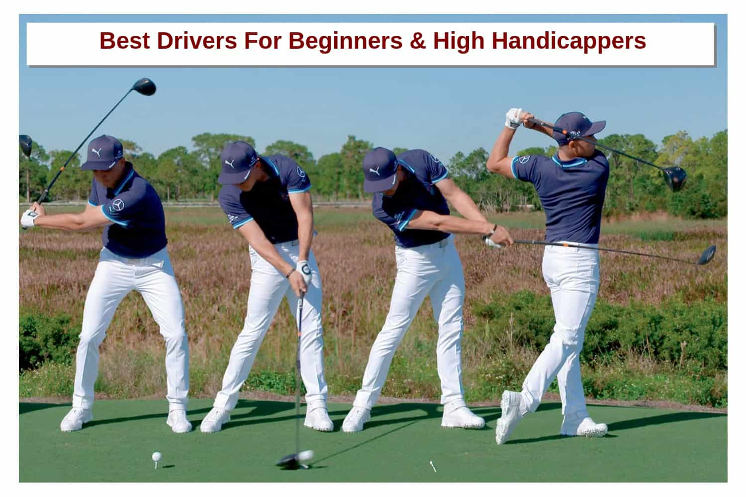 Best Driver for beginners and high handicappers review