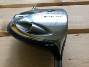 taylormade r7 460 bottom of club head
