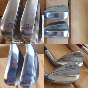 hogan 52* and 58* equalizer wedges