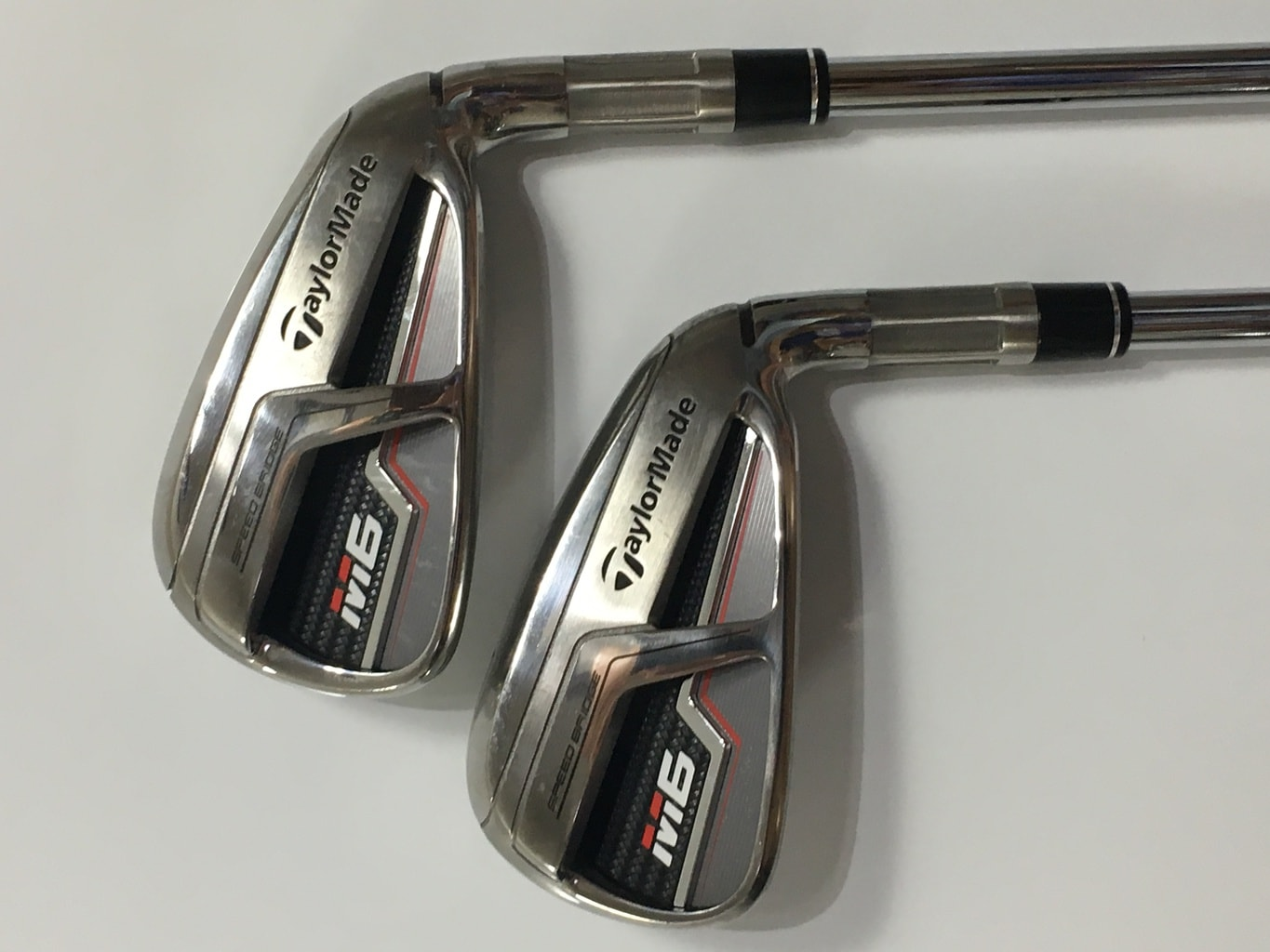 M6 muscle back irons
