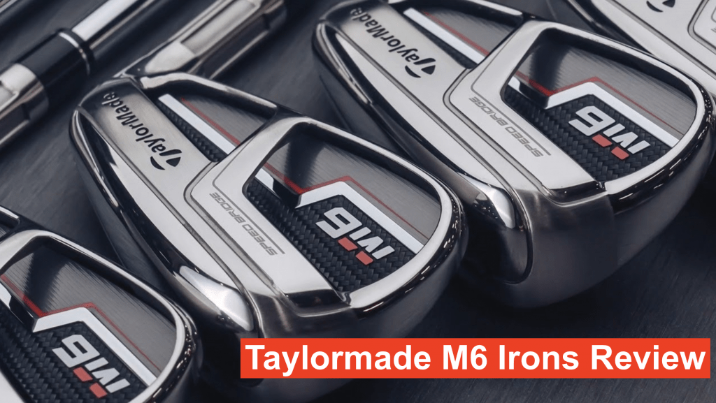 taylormade m6 irons review