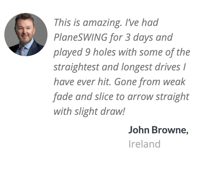 Plane Swing Customer Review