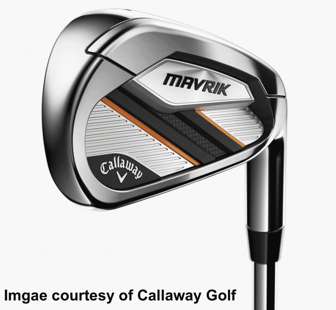 Callaway Mavrik Iron