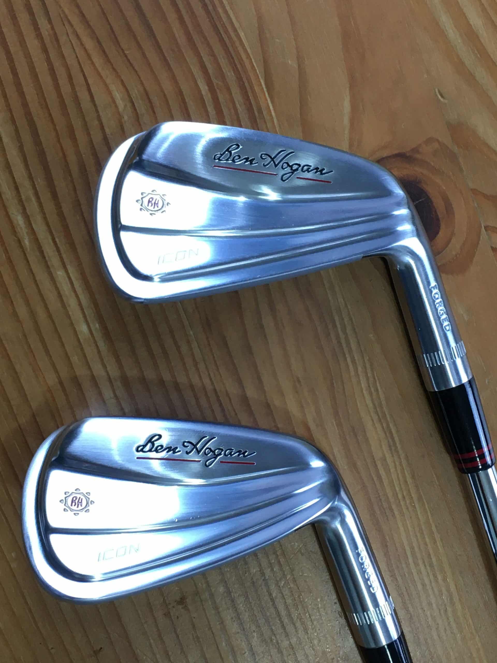 Icon 6-iron and 9-iron