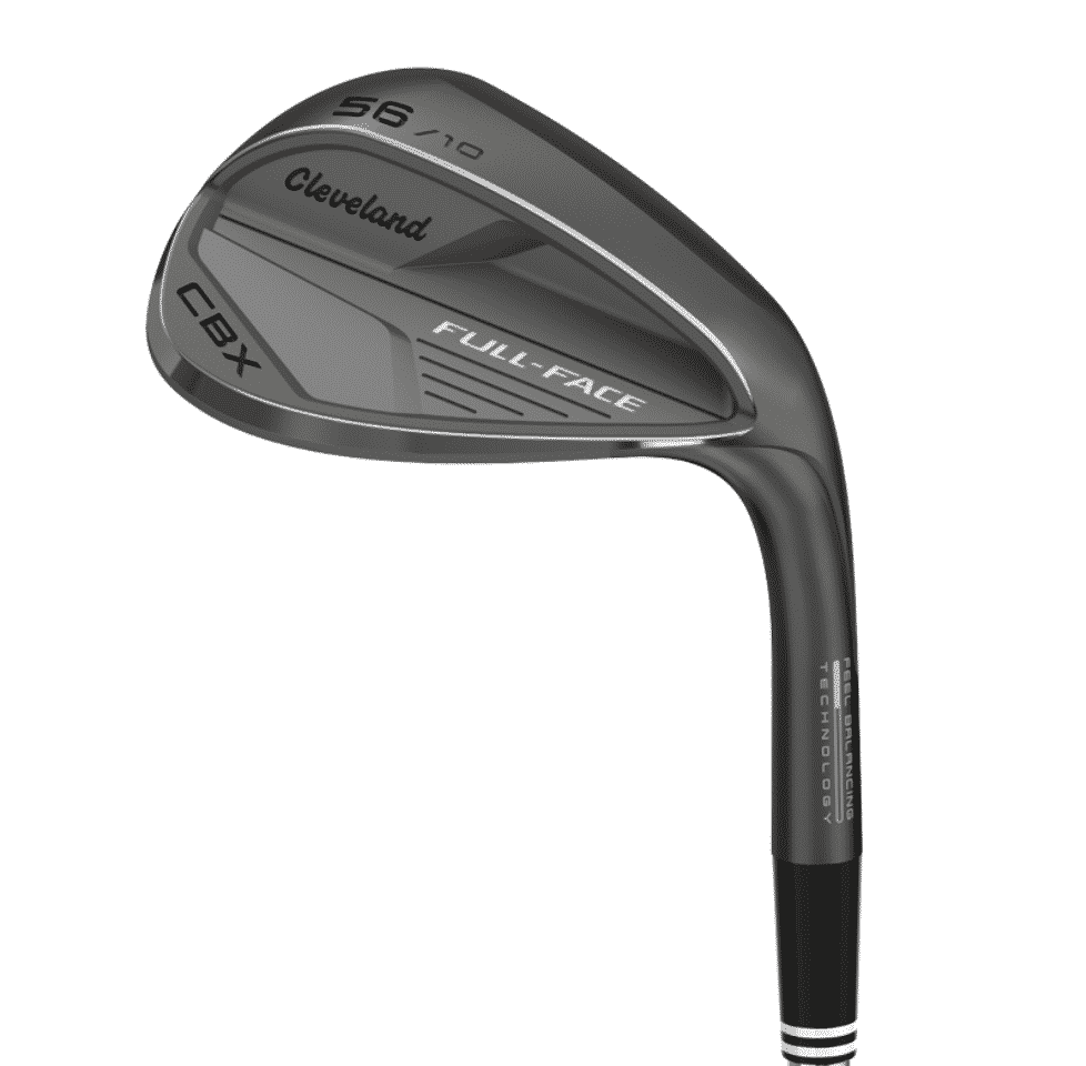 CLEVELAND CBX FULL-FACE WEDGE Sole