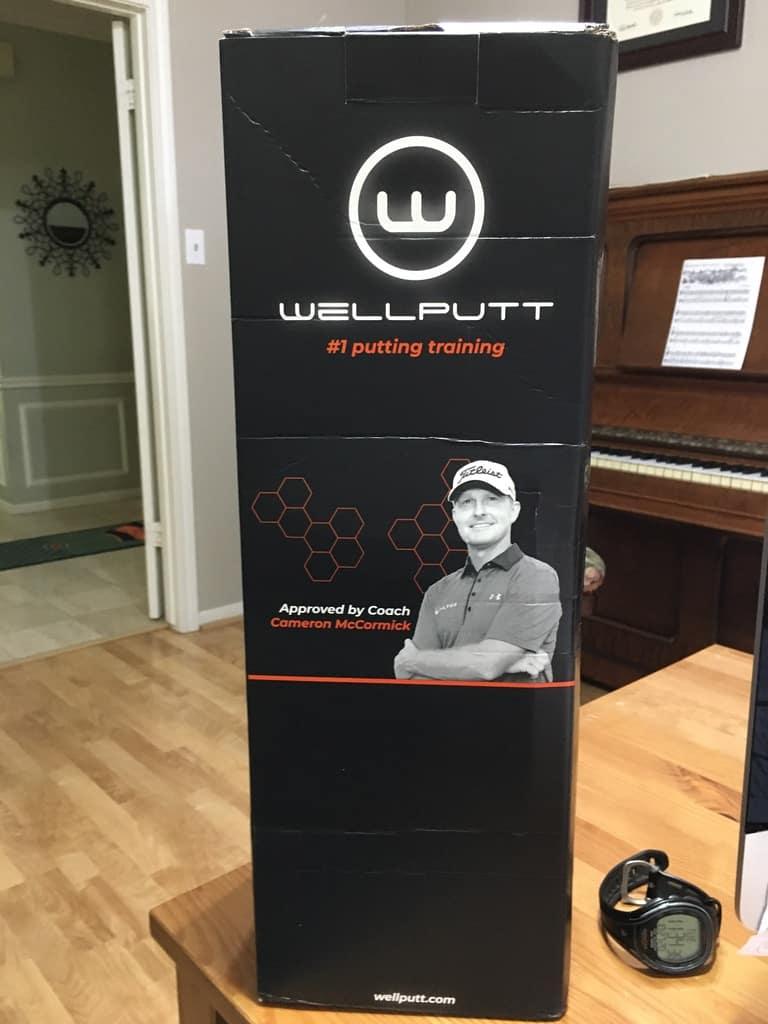 Wellputt box