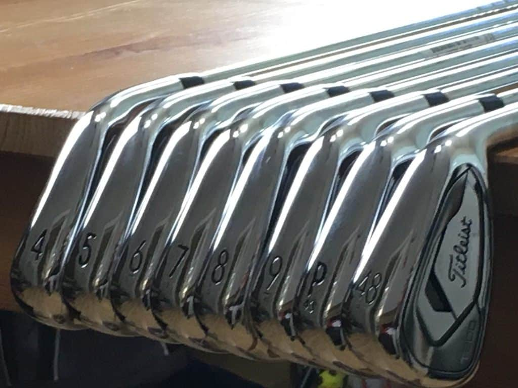 Titleist T200 Irons 2020